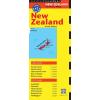 Új-Zéland térkép - Periplus Editions
