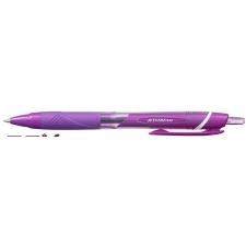 "UNI Golyóstoll, 0,35 mm, nyomógombos, UNI ""SXN-150C Jetstream"", lila toll"