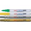 UNI Lakkmarker -PX-21- 0,8-1,2mm FEHÉR UNI <12db/dob>