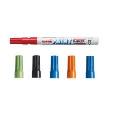 UNI Lakkmarker UNI PX-21 0,8-1,2mm kék filctoll, marker