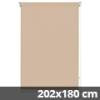 UNI Trend vászon roló, pezsgőszín, ablakra: 202x180 cm