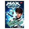 """UNIPAP Füzet, tűzött, A5, vonalas, 32 lap, 2. osztály, UNIPAP """"Max Steel"""" *"""