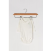 United Colors of Benetton , Hosszú ujjú body, Fehér, 18-24M Standard (3I9WMB066-074-90)