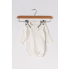 United Colors of Benetton , Hosszú ujjú body, Fehér, 6-9M Standard (3793MB076-074-68)