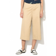 United Colors of Benetton , Lyocell tartalmú, magas derekú culotte, Bézs, 48 (4JO9556W5-393-48)