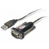 Unitek Adapter USB - Serial + adapter DB9F/DB25M  Y-105A
