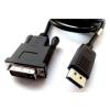 Unitek Kábel DisplayPort - DVI 1 5m  Y-5118BA