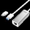 Unitek Konvertere USB 3.0/ Typ-C - Giga Ethernet; Y-3464