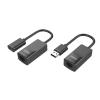 Unitek Unitrek hosszabbító kábel USB 1.1 - RJ45; 60m; Y-UE01001