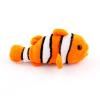 Unitoys Bohóchal plüss állat, 12 cm