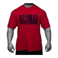 Universal Iconic T-Shirt Red póló