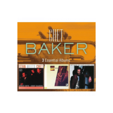 Universal Music Chet Baker - 3 Essential Albums (Cd) jazz