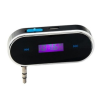 Univerzális FM transzmitter, microUSB, MonoTech CB31220, fekete/ezüst
