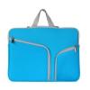 """Univerzális laptop táska, 11""""-os készülékhez, ívelt zseb, Iralan, kék"""