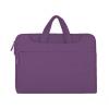 """Univerzális laptop táska, 15""""-os készülékhez, hosszú oldal zseb, vállpánttal, Iralan, lila"""