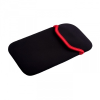 Univerzális TabletPC tok, 7 coll, fekete/piros