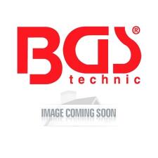 Üres műanyag műanyag tok a BGS 8098 radiátor nyomás és hűtőrendszer tesztelő készlethez (BGS 8098-LEER) autójavító eszköz