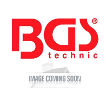Üres műanyag tok a 8306 rögzítő csap készlethez (BGS 8306-LEER) autójavító eszköz