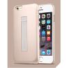 USAMS Apple iPhone 6 tok, adatkábellel, USAMS Cooke, arany