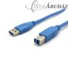 """""""USB 2.0 nyomtatókábel [A-B] 1.5 méter [USB 3.0]"""""""