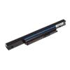 utángyártott Acer Aspire 5820T-434G50MN Laptop akkumulátor - 4400mAh