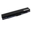 utángyártott Acer Aspire One 753-U342ki_W7625 Noir Laptop akkumulátor - 4400mAh