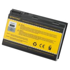 utángyártott Acer Extensa 5120, 5210, 5220, 5420 Laptop akkumulátor - 4400mAh (14.8V Fekete) acer notebook akkumulátor