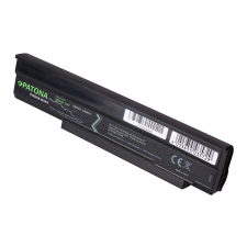 utángyártott Acer LC.BTP00.005, LC.BTP00.011 Laptop akkumulátor - 5200mAh (10.8V Fekete) acer notebook akkumulátor