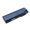 utángyártott Acer TravelMate 4600, 4670, 5100, 5110 Laptop akkumulátor - 4400mAh