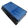 utángyártott Acer TravelMate 7520-6A1G12Mi Laptop akkumulátor - 4400mAh