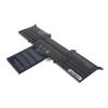 utángyártott Acer Ultrabook S3-951-6697 / S3-951-6698 Laptop akkumulátor - 3300mAh