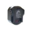 utángyártott AEG B1215R, B1220R, M1230R akkumulátor - 2100mAh (12V)