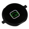 utángyártott Apple iPhone 4S Home gomb fekete