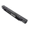 utángyártott Asus A550C, A550CA, A550CC Laptop akkumulátor - 2200mAh