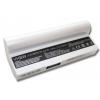 utángyártott ASUS EEE PC 901/1000 fehér Laptop akkumulátor - 6600mAh