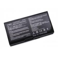 utángyártott Asus M70, M70l, M70s Laptop akkumulátor - 4400mAh asus notebook akkumulátor