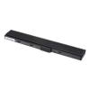 utángyártott Asus X5I series Laptop akkumulátor - 4400mAh