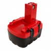 utángyártott Bosch 2607335263 / 2607335264 akkumulátor - 3000mAh