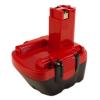 utángyártott Bosch 2607335526 / 2607335531 akkumulátor - 3000mAh