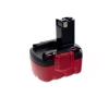 utángyártott Bosch 34614, 35614 akkumulátor - 2000mAh
