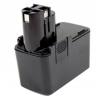 utángyártott Bosch GSB 12VSE-2 akkumulátor - 1300mAh