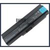 utángyártott DynaBook CX Portege M600 Satellite U300 Tecra M8 Series PA3593U-1BRS 6600mAh 9 cella notebook/laptop akku/akkumulátor utángyártott