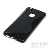utángyártott Huawei P10 Lite szilikon tok S-line, fekete