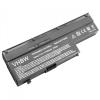 utángyártott Medion Akoya E6212 Laptop akkumulátor - 5200mAh (14.4V Fekete)