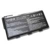 utángyártott MSI CX623-058XBY, CX623-073CZ Laptop akkumulátor - 6600mAh (11.1V Fekete)