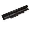 utángyártott Samsung N148 / N150 fekete Laptop akkumulátor - 4400mAh