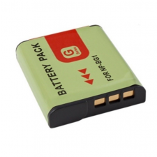 utángyártott Sony Cybershot DSC-HX Series akkumulátor - 960mAh sony videókamera akkumulátor