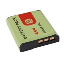 utángyártott Sony Cybershot DSC-W200 akkumulátor - 960mAh sony videókamera akkumulátor