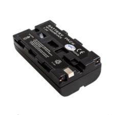 utángyártott Sony CyberShot HVL-20DW (Video Light) akkumulátor - 2300mAh sony videókamera akkumulátor