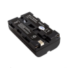 utángyártott Sony CyberShot HVR-V1J / HVR-V1U / HVR-Z1 akkumulátor - 2300mAh